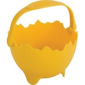 Amazon.com: Trudeau silicona escalfar huevos con mango ...