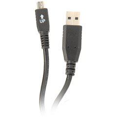 BlackBerry Blackberry USB Cable For 6200, 7100, 7200, Pearl 8100, Curve 8300, 8700, 9000 Series (Blackberry 9000 Series)