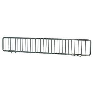 Chrome Shelf dividers, 16 x 3 Chrome Divider
