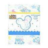 Disney Babies Knit Bassinet Sheet Image