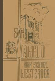 (Custom Reprint) Yearbook: 1944 San Angelo Central High School - Westerner Yearbook (San Angelo, TX) (Central High School San Angelo Tx Yearbooks)