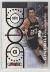 07 Topps Full Court (Manu Ginobili #/1,499 (Basketball Card) 2006-07 Topps Full Court - Full Court Press #FCP12)
