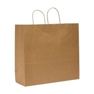 ショッピングバッグ、ブラウン、16で。w , PK 200   B007PB9CBA