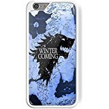 game of thrones winter is coming map for iphone 6 plus 6s plus white case