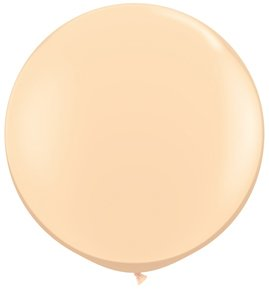 Qualatex 36″ Round Latex Balloons (Blush), Health Care Stuffs