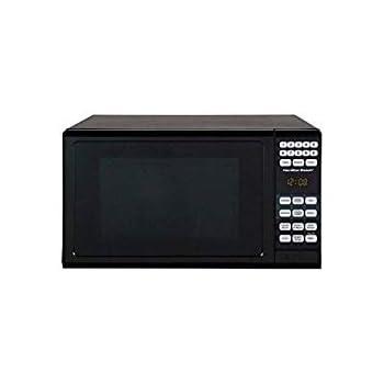 Amazon Com Hamilton Beach 0 7 Cu Ft Microwave Oven Black