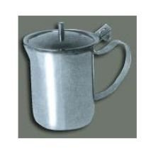 Winco Stainless Steel Economy Server/Creamer, 10 Ounce -- 1 each. Home Supply Maintenance Store ()