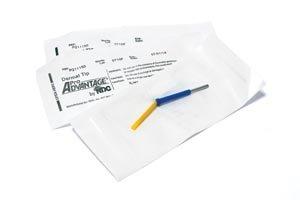 Pro Advantage P211150 Blunt Dermal Tip, Sterile, Disposable (Pack of 50)