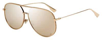 - Dior DIOR by DIOR Rose Gold/Gold 60/13/145 Women Sunglasses