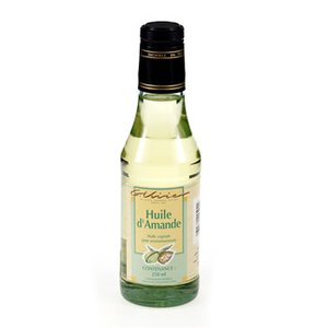 French Pure Almond Oil 8.5 oz. by JustCaviar