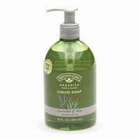 Nature's Gate - Liquid Soap Organics Herbal Blend Tea Tree & Blue Cypress