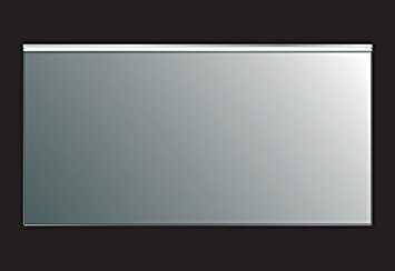 Eviva EVMR03-72X30-LED Lite Wall Mounted Modern Bathroom Vanity Backlit Lighted LED Mirror - Bathroom Usa Backlit Mirrors