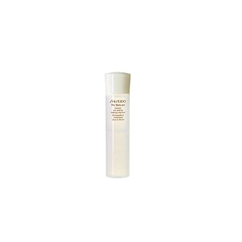 Shiseido The Skincare Essentials Instant Eye & Lip Makeup Remover (125ml) (Pack of 4)