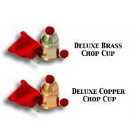 Chop Cup Brass - Chop Cup Magic (Brass) by Bazar de Magia