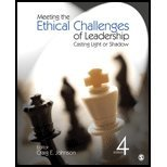 img - for Meeting the Ethical Challenges of Leadership (4th, 11) by [Paperback (2011)] book / textbook / text book