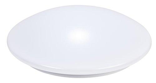 "IRIS USA  Ohyama Lights 399645 LED 14"" Round Ceiling Light, 22 Watts, 4000K color temperature,  1550 lumens by IRIS USA, Inc."