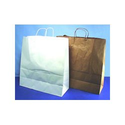 Amazon.com : 65# Kraft Paper Shopping Bags 13