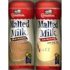 Nestle Carnation Malted Milk Powder, Chocolate and Orginal Flavor Bundle, 13 Oz Containers (2 Items) ()