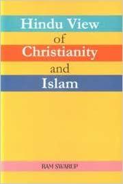 Hindu view of christianity and islam ram swarup 9788185990668 hindu view of christianity and islam 1275 free shipping fandeluxe Gallery
