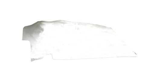 Camco 45232 Vinyl Windshield Cover (Arctic White) by Camco