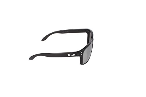 5aa84a72b24a8 Oakley Sunglasses Holbrook Black Ink Collection Chrome Iridium Polarized  OO9102-68 by Oakley (Image