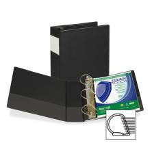 SAM16390 - Samsill Antimicrobial D-Ring Binder With Label Holder