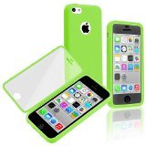 Slim Gel Phone Case, Green