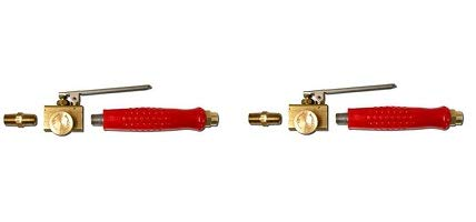 Red Dragon V-880 PH-1 Squeeze Valve with Adjustable Pilot and Torch Handle Kit (2-(Pack))