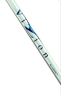 - Accuflex Vizion Ultralite White 55gram Golf Wood Shaft