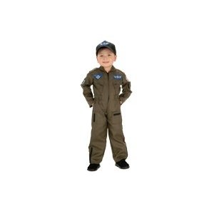Air Force Pilot Costume (Air Force Fighter Pilot Child Costume - Toddler)