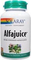 Alfajuice 550mg Solaray 180 Caps