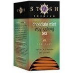 STASH TEA TEA OOLONG CHOC MINT, 18 BG