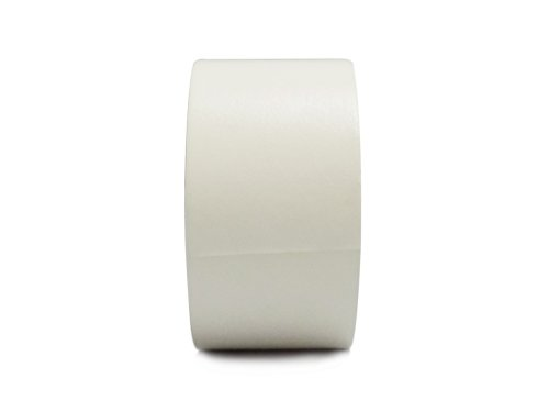 T.R.U. CFB-60 White Artist Tape - Printable Flatback Paper Board or Console Tape: 1 in. x 60 yds. (Pack of 1)