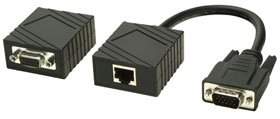 Lindy VGA Extender - CAT5e, 50m (37571) by LINDY