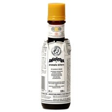 Angostura Aromatic Vegetable Bitter, 4 Ounce - 12 per case. by Angostura (Image #1)