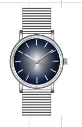 Orphelia Fashion Flash OF714824 Women's Watch 36mm Stainless Steel Strap Casual Dress Japanese Quartz Elegant Timepiece