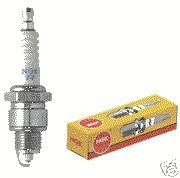 Pocket Spark Plug Bike (NGK SPARK PLUG C7HSA 4629 for 50cc 70cc 90cc 110cc 110cc 125cc Chinese made 4-Stroke ATV, DIRT BIKE, POCKET BIKE, CHOPPER, GO-KART)