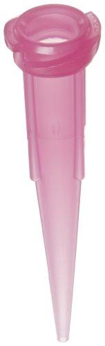 Metcal 920125-DHUV Series TT High Density Polyethylene UV Light Block Taper Tip for Fluid Dispensing Needle, 1.25