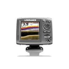 """Lowrance HOOK5X 5"""" Color DSI Fishfinder - 000-126530-01-83/200/455/800KHZ"""