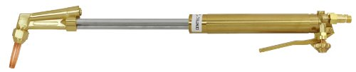 Gentec Heavy-Duty Oxy-Acytylene Hand Cutting Torch - 21in., 463AEL-21CV-C4 by Gentec