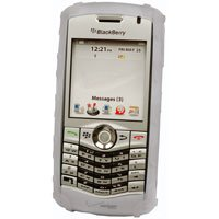 Cellet BlackBerry Pearl 8130 Clear Silicone Case