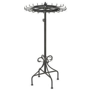 Adjustable Vintage Spinner Rack by Retail Resource