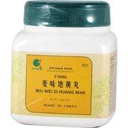 Mai Wei Di Huang Wan - Ophiopogon, Schisandra et Rehmannia formule, 100g, (E-Fong)