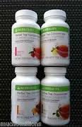 Herbalife Raspberry Tea 4 pk Special 3.53 oz