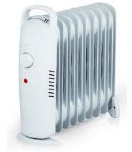 Evila - Mini-radiador aceite 7 elementos 700w