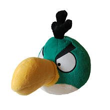 CWT Angry Birds 8'' Toucan Plush With Sound - Green