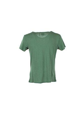 T-shirt Uomo Whoopie Loopie XL Verde Wm17s12tg Primavera Estate 2017