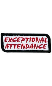 (Exceptional Attendance Patch)