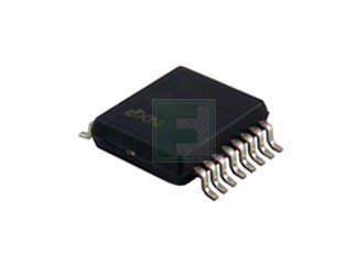 Nxp Semiconductor Uda1334ats N2 112 Uda1334ats Series 2 Channel 3 6 V 24 B Audio Dac With Pll   Ssop 16 93 Item S