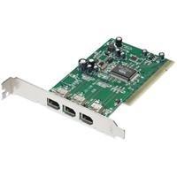 TRENDnet 3-Port FireWire PCI Adapter TFW-H3PI